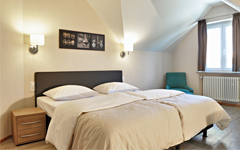 Hotel am Park single room & double room